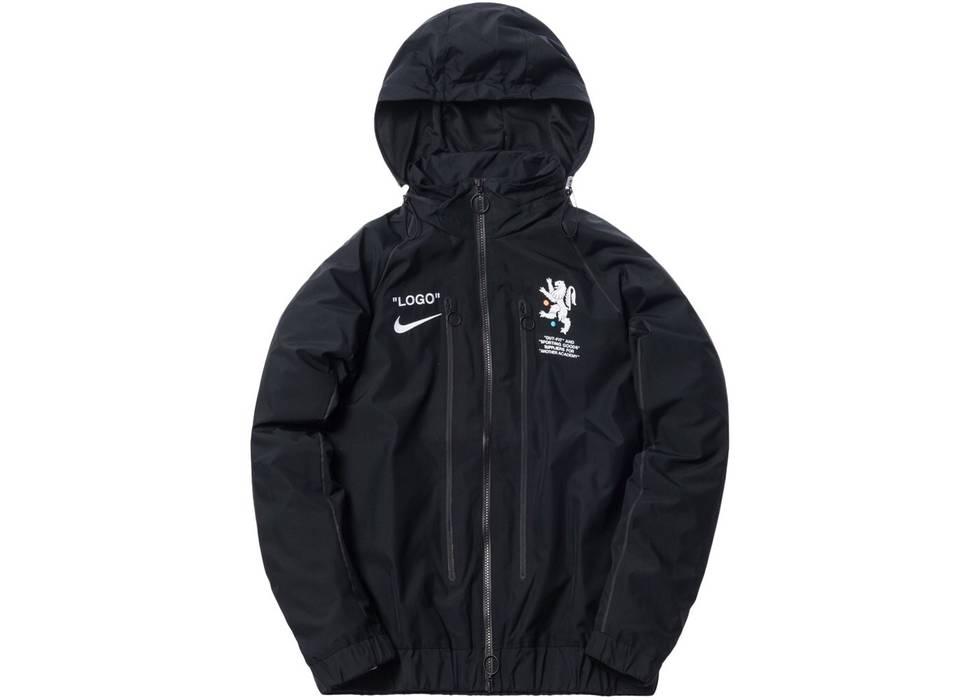 Nike Nike x Off-White SOCCER Track Jacket  Free Shipping  Size s ... 28fb00082