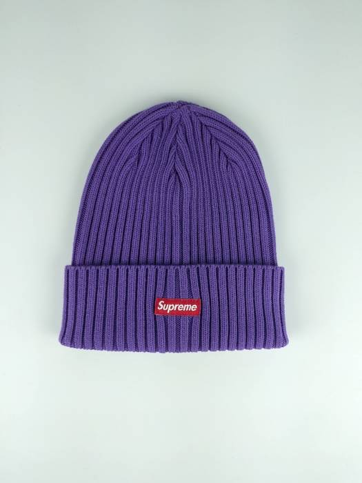 Supreme Supreme small box logo beanie Size one size - Hats for Sale ... 1bb7b27b787