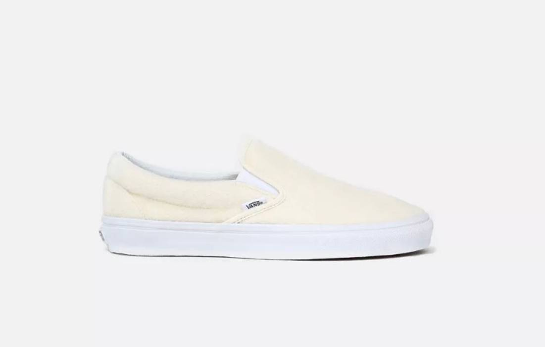 9f6ac5c38317f6 Opening Ceremony Vans Opening ceremony Off White Slip On Wool Size US 6.5    EU 39