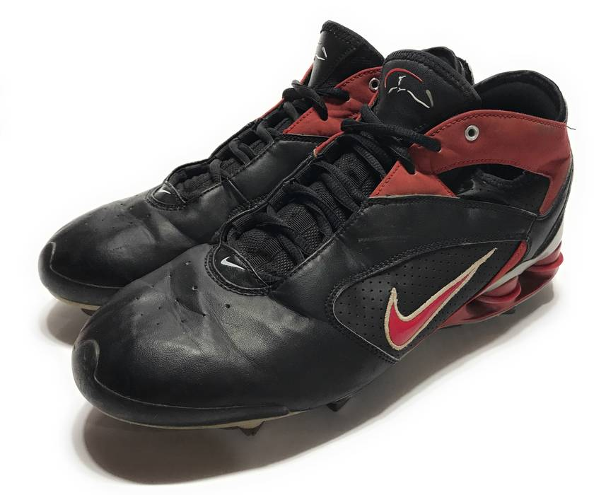 Nike. Shox Monster AROD Metal Baseball Cleats. Size  US 12   EU 45. 1 9040f8ba4