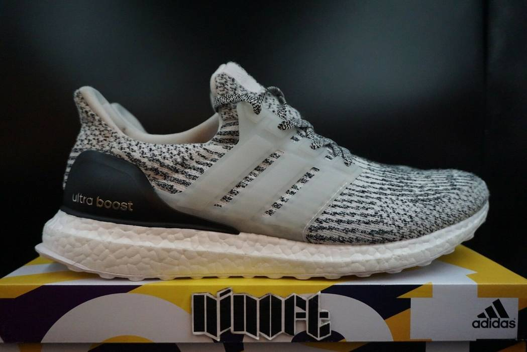 Adidas Adidas Ultra Boost 3.0 Zebra Black White Oreo S80636 Size US 11.5    EU 44 010ee0abe