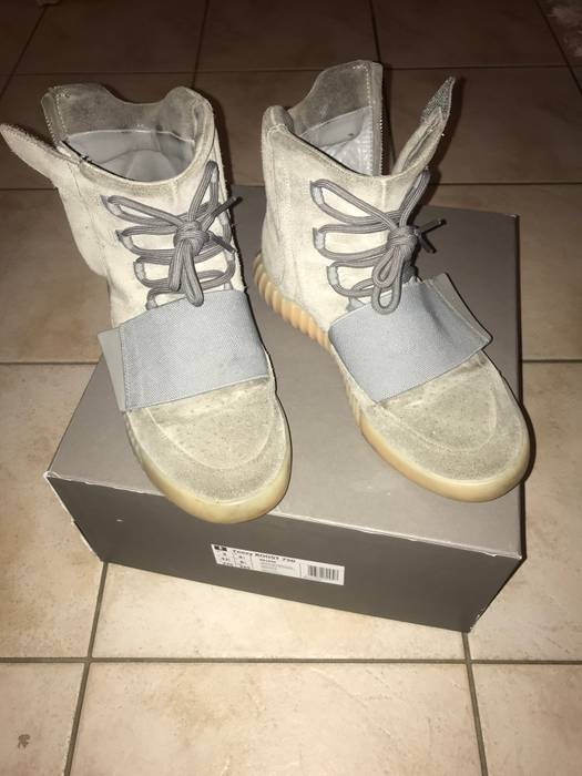 6f98ccb2a50 Yeezy Boost Adidas Yeezy Boost 750 Grey Gum Size 9 - Hi-Top Sneakers ...