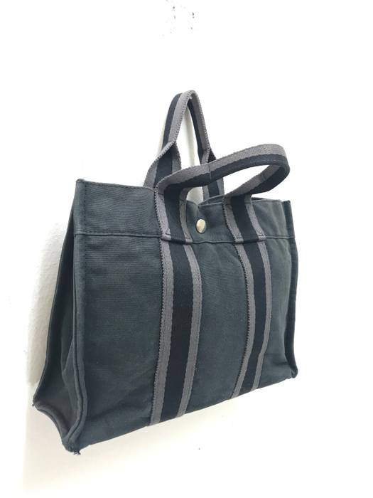 75f8f00e80df Hermes Made in France Hermes Tote Bag Cotton Canvas Size one size ...