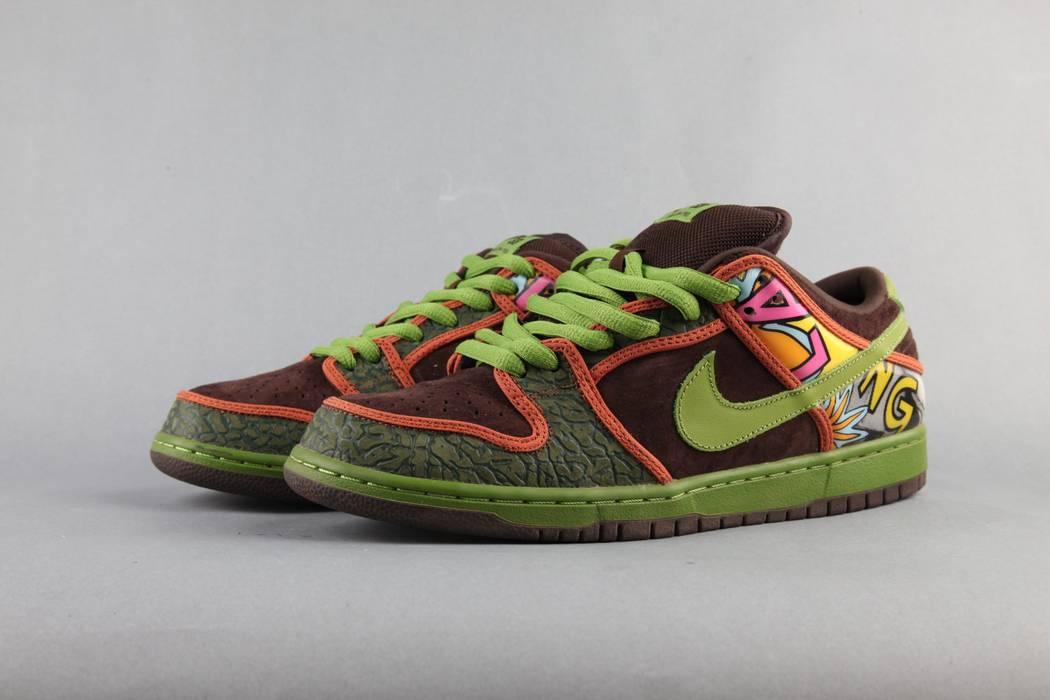 52a40f14e Nike Dunk Low PRM DLS SB QS