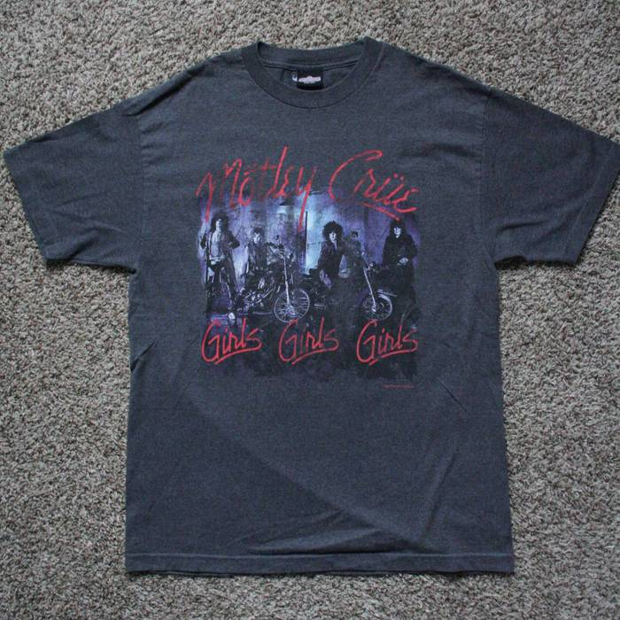 3d4f24444e7f Band Tee 2003 Motley Crue tee Size m - Short Sleeve T-Shirts for ...