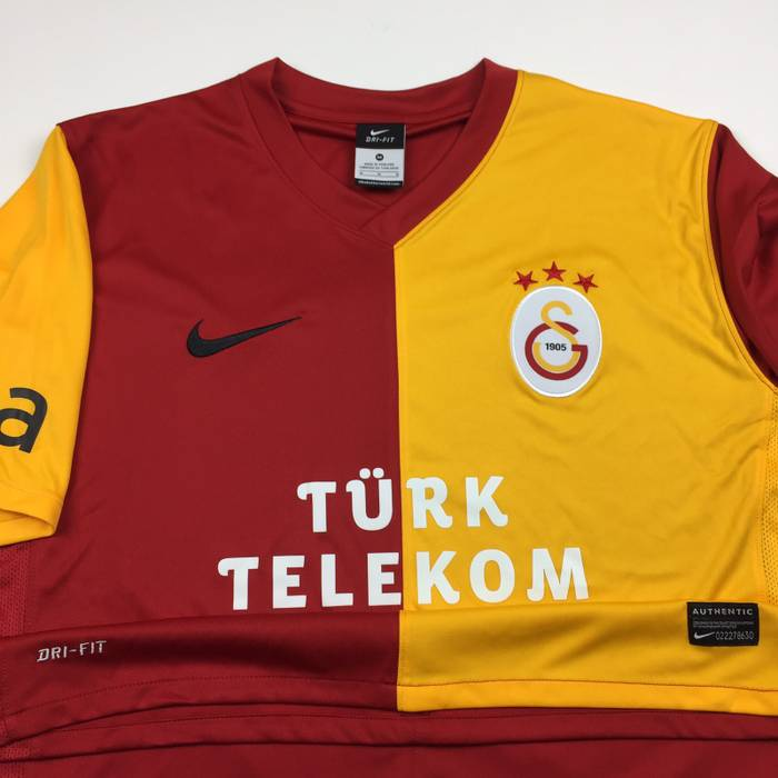 Nike Nike Galatasaray SK Dri-Fit Soccer Jersey Size m - Jerseys for ... 701442abe