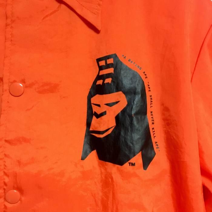 cd767afa22a2 Bape  Super OG  A Bathing Ape Coach Jacke Size m - Light Jackets for ...