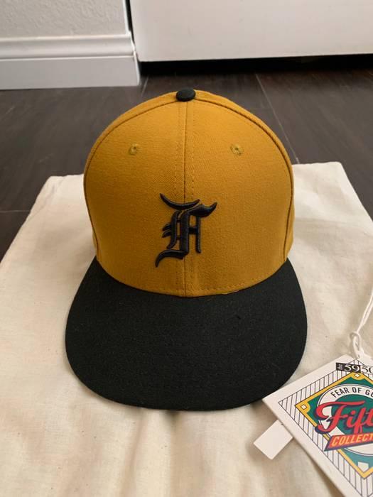 New Era Fear of God x New Era Baseball Hat Size one size - Hats for ... 1c6e321f9ab