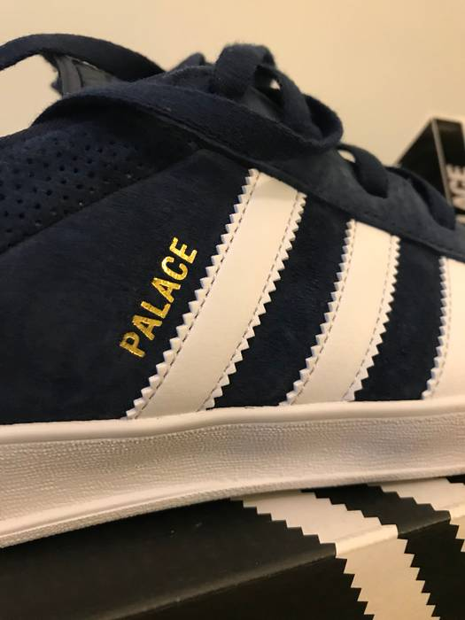 47810146226 Adidas Palace Pro - Navy Suede Size 10.5 - Low-Top Sneakers for Sale ...