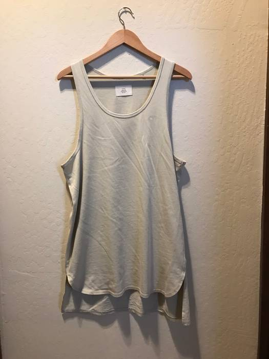 22014038d9c58e FOG Fear Of God x Pacsun FOG Cream Tank Top Size m - Tank Tops ...