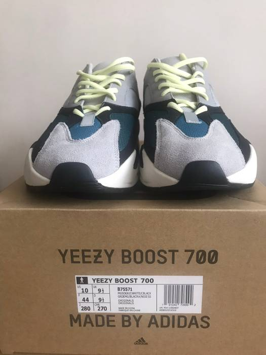 5c3241fa7cecf Adidas Kanye West Yeezy 700 Wave Runner Size 10 - Low-Top Sneakers ...