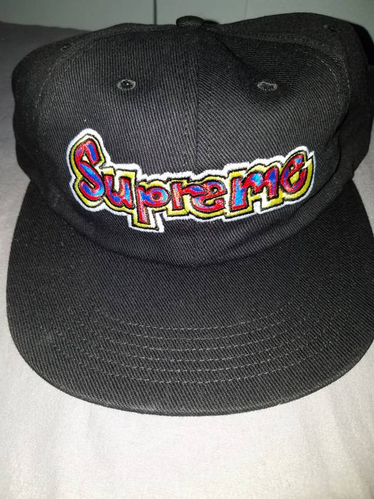 fa0e70f127a Supreme Supreme Gonz Logo 6 panel Hat Size one size - Hats for Sale ...