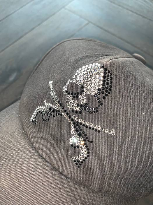 8daff9c209b Mastermind Japan Crystal Skull Guns Trucker Cap Size one size - Hats ...