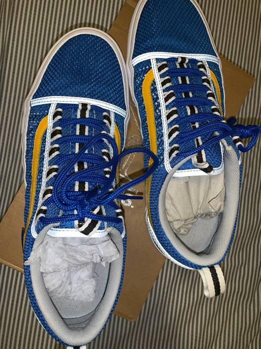 2330f0c2cb5 Vans  FINAL DROP  Alltimers x Vans Old Skool Pro (Blue Yellow) Size ...