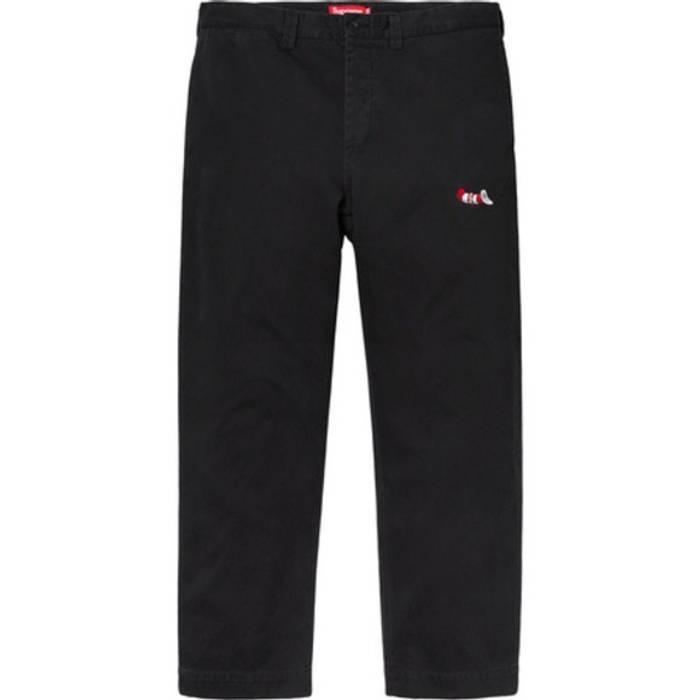 Supreme Supreme Cat In The Hat Chino Pant Size 32 - Casual Pants for ... faf2f76050f7