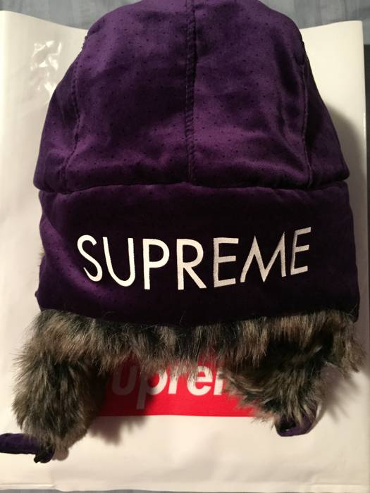 Supreme Supreme Trooper Hat Size one size - Hats for Sale - Grailed ba3213ce489