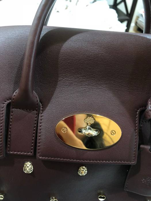 23ef33c507 Mulberry Limited Edition Cara Delevingne X Mulberry Bag Size US XXS   EU 40  - 3