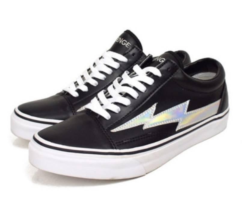 ab7252f16a25 Ian Connor Revenge x Storm Ian Connor Japan Exclusive Black Holographic Vans  Shoes Size 10 Size