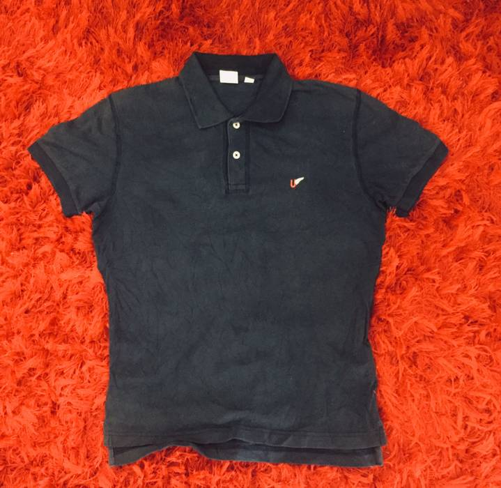 Uniqlo Polo T Shirt With Michael Bastian Logo Size S Polos For