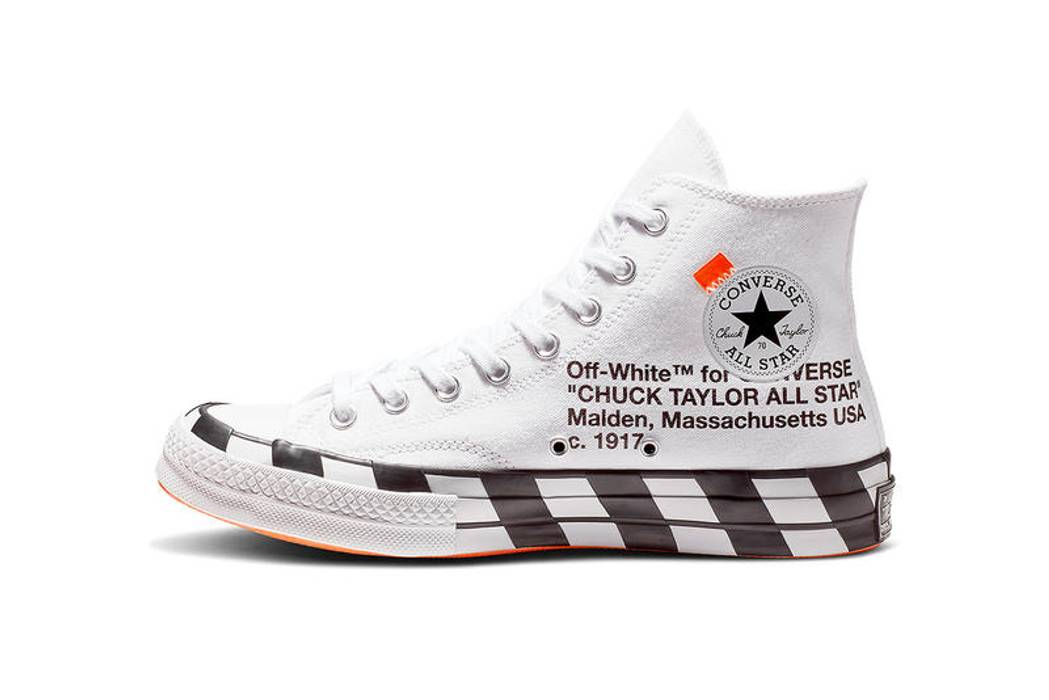 7a18ba43dd0dff Off-White Converse Chuck Taylor All-Star 70s Hi Off-White CTAS70H-OW ...