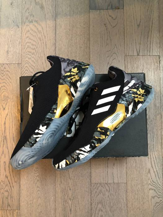 56c8df14d59 Adidas Adidas X Kyle Lowry PRO BOUNCE 2018 (Player Edition Low Shoes ...