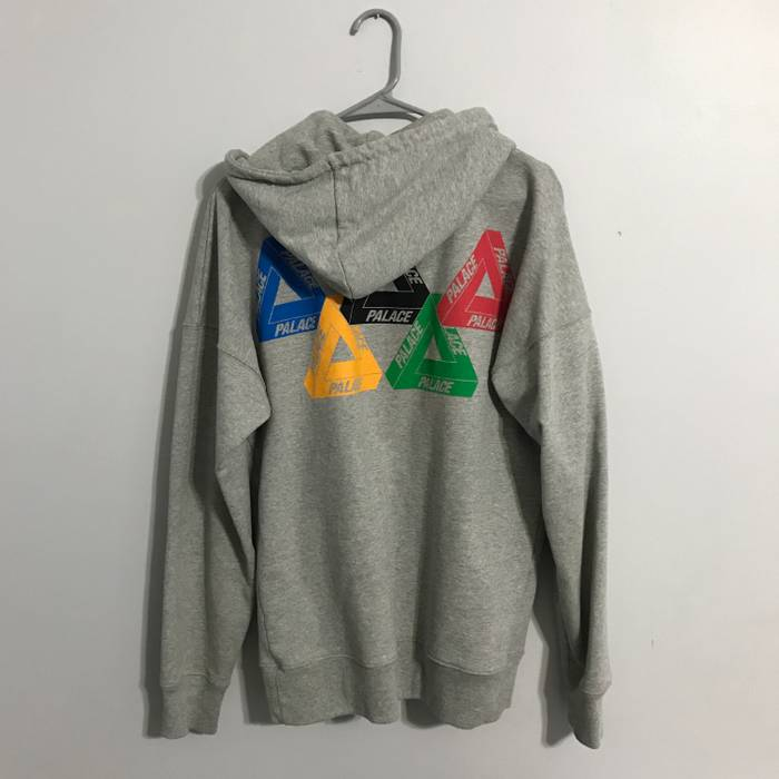 6962c21fc1f5 Palace Olympic Zip Hoodie Size m - Sweatshirts   Hoodies for Sale ...