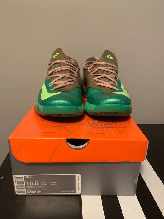33c218b72c5 Nike Nike KD 6 Bamboo Size 10.5 - Low-Top Sneakers for Sale - Grailed