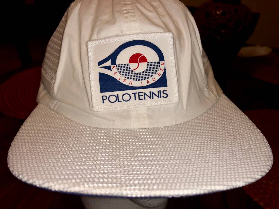 Polo Ralph Lauren Ralph Lauren Polo Tennis Cap Hat New With Tags Size ONE  SIZE - 69dda5bec1e