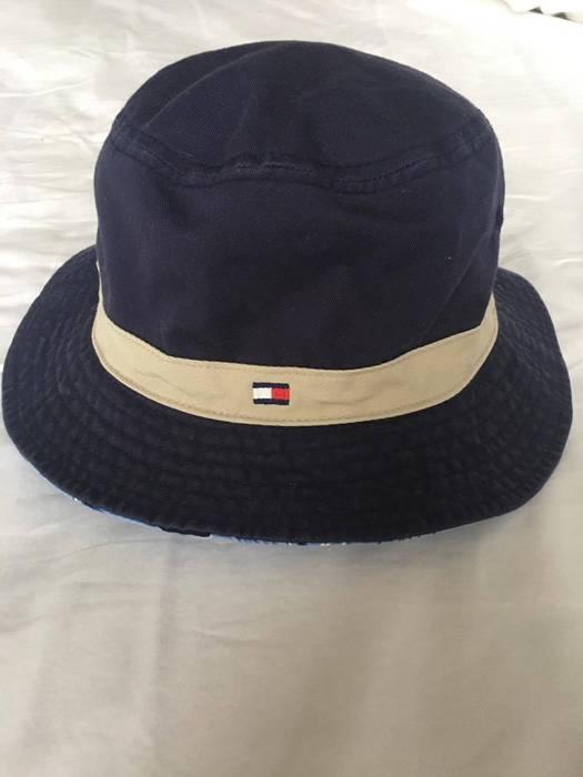 Tommy Hilfiger Tommy Hilfiger Reversible Bucket Hat Size one size ... 310237215d6