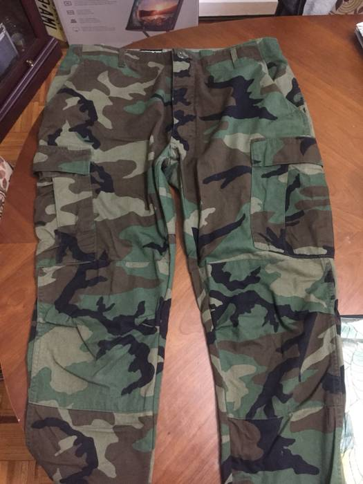 Custom Made Authentic Army Jogger Pant Size 35 - Cropped Pants for ... 5a82c355601