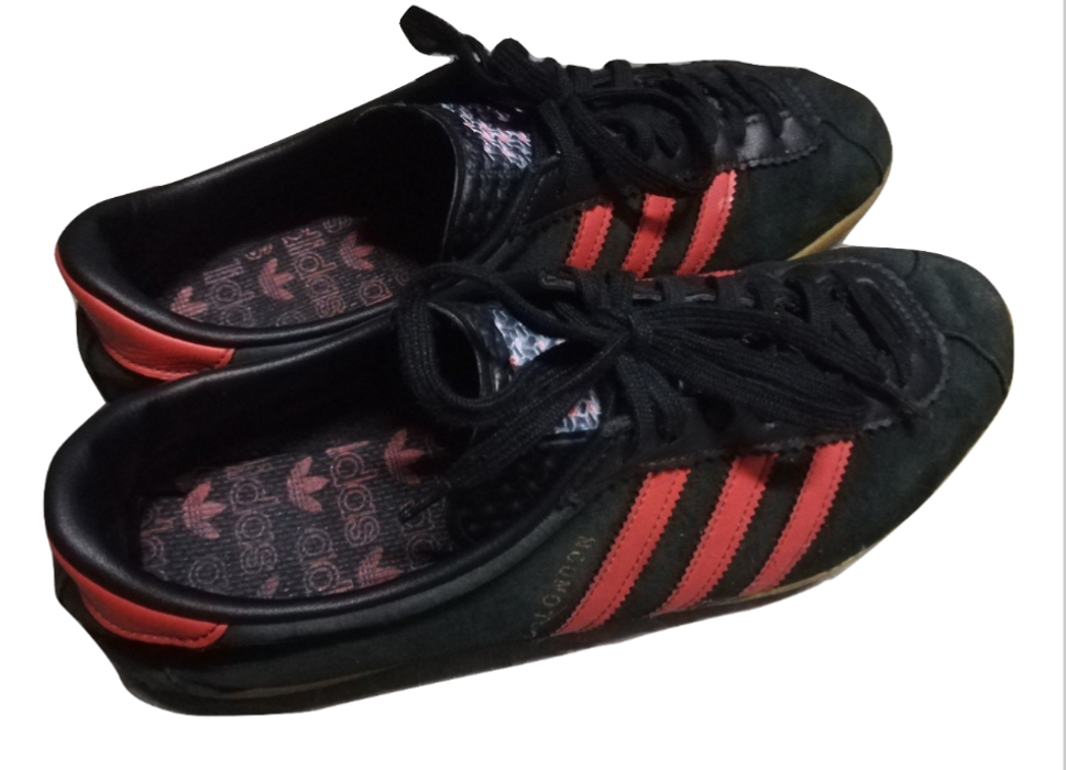 sports shoes 69daa 210be Adidas. Adidas London Trainer Rare City Series