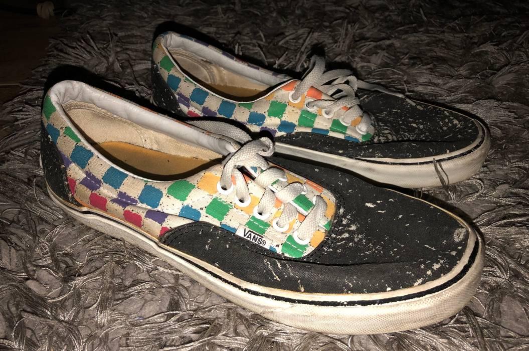 3b4caac9213b1e Vans Vans Crayola Crayon Rare Shoes Men s 9 original authentic. Size ...