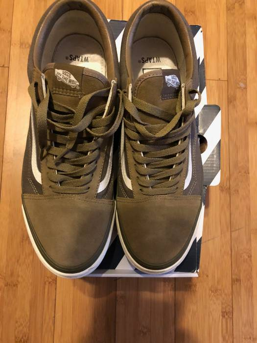 Vans Old Skool Olive 2018 Size 11.5 - Low-Top Sneakers for Sale ... 89b6cc1e0