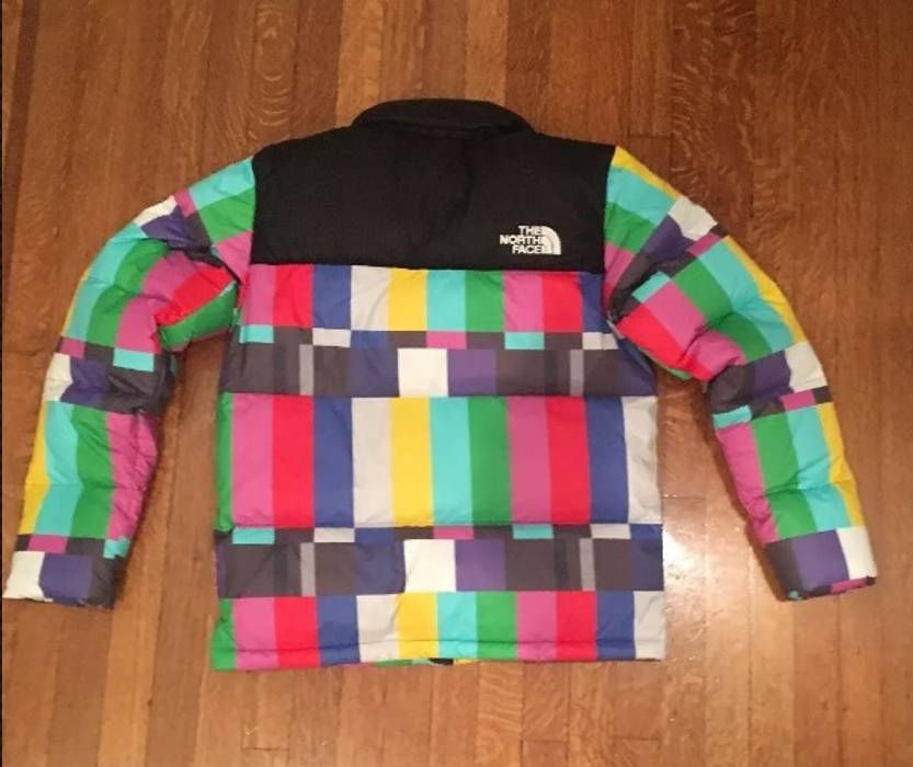 """The North Face The North Face X Extra Butter """"Technical Difficulties"""" Nuptse  Jacket Size aeeacbca9"""