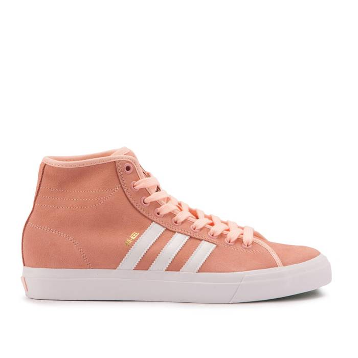 Adidas Adidas x Nakel Smith Matchcourt Mid Coral Size 8 - Hi-Top ... 7d80b3e14