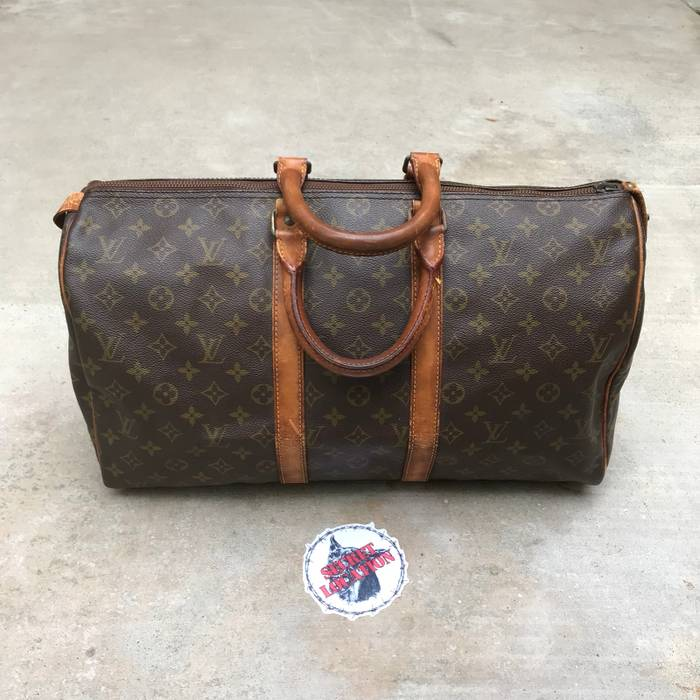 Louis Vuitton Louis Vuitton 45 Keepall Duffle Bag Size one size ... e7f26b614c49e