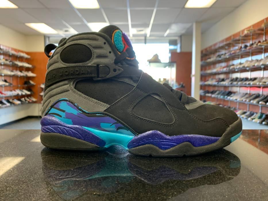 8c1ce97bd2eaee Nike Air Jordan 8 Aqua Size 9.5 - Hi-Top Sneakers for Sale - Grailed