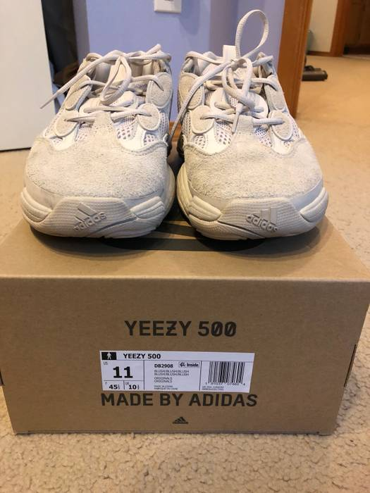 b2ddcec5eccbf Adidas Yeezy 500 Blush Size 11 Size 11 - Low-Top Sneakers for Sale ...