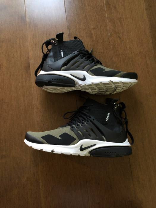 best loved c680b cdd4e Nike Air Presto Mid Acronym Size US 8.5  EU 41-42