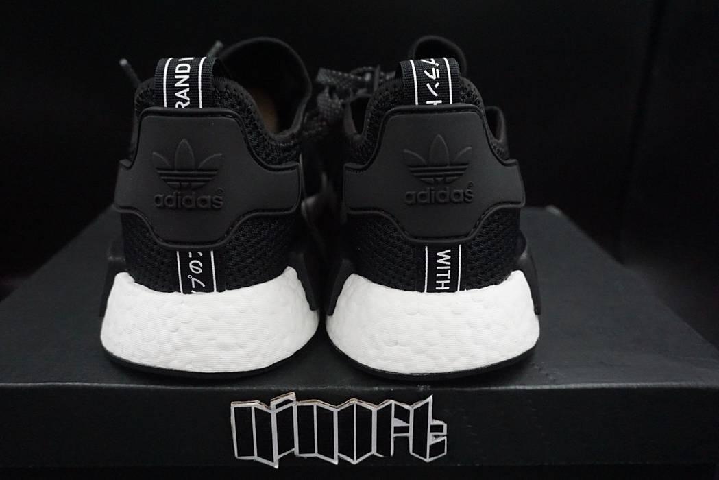 137ad7f8b27 Adidas Adidas NMD R1 Footlocker FTL European Euro EU Exclusive AQ4498 Size  US 10   EU