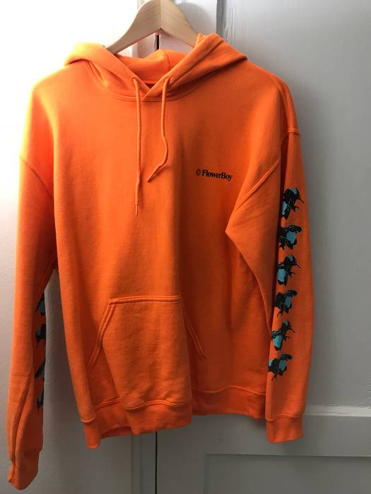 620563f8f43136 Golf Wang FlowerBoy Tour Save The Bees Hoodie Size m - Sweatshirts ...