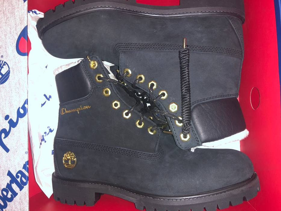 edf1ca2b4c5d1 Timberland Warm Lined Black Champion Timberland Size 8.5 - Boots for ...