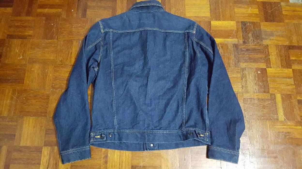 ded6799fd79 Lee Vintage LEE COWBOY Single Pocket Denim Jeans Jacket Winter Cold Weather  Japan Made Size L