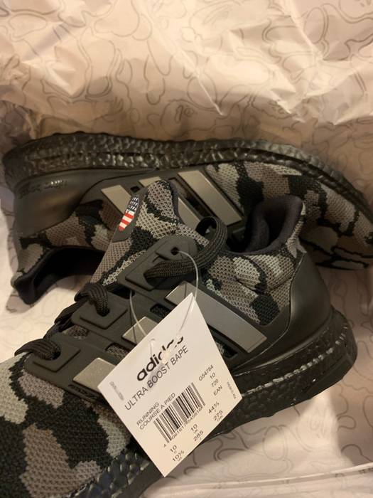 7c0eb54c62d Adidas Ultraboost Bape x Adidas Size 10 - Low-Top Sneakers for Sale ...