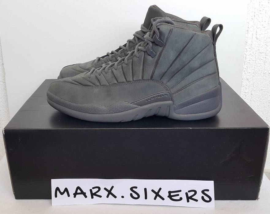 34ff28d3ac502a Nike Nike Air Jordan 12 PSNY PUBLIC SCHOOL 2015 RETRO DS SIZE 11.5 US Size  US