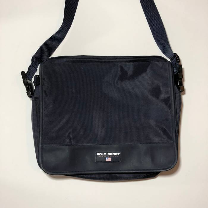 b3e83b76a6 ... best price polo ralph lauren. polo sport side bag b12ae 422d4