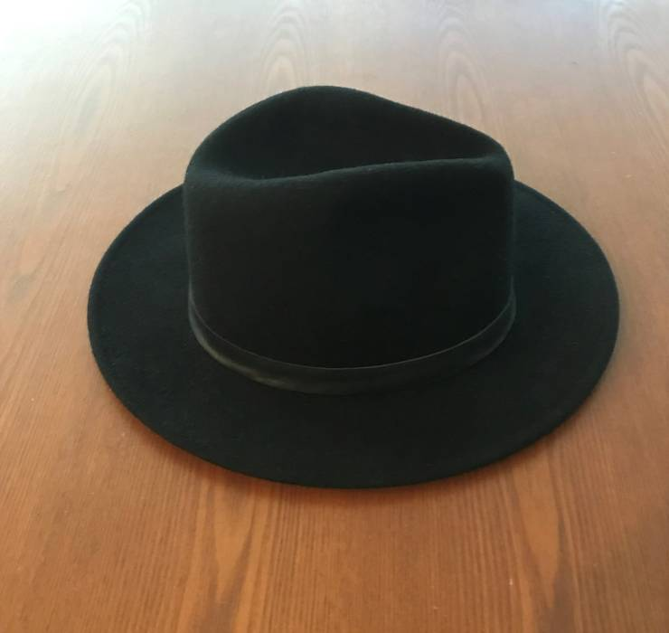 ed4bb003cd1 Allsaints Bronson Wide Brim Fedora - MINT Size one size - Hats for ...
