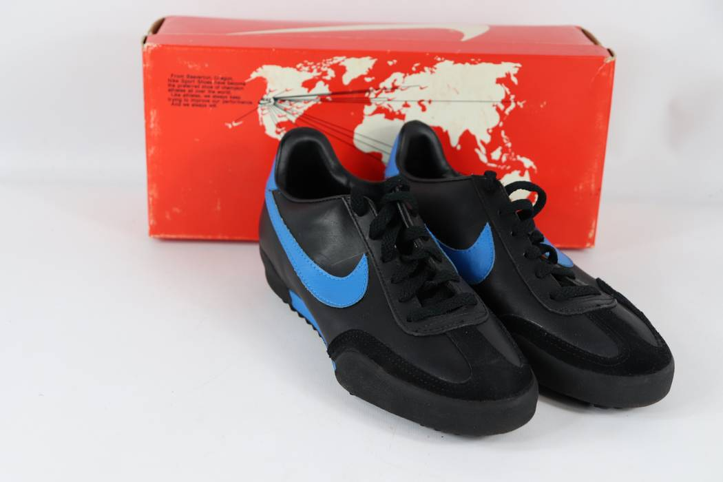 Nike Vintage 80s New Nike Mens 6 Genoa Indoor Turf Soccer Shoes