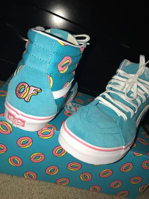 ec360a79c4ec Vans SK8-Hi (OF Donut) - Odd Future Vans Size 10.5 - Hi-Top Sneakers ...