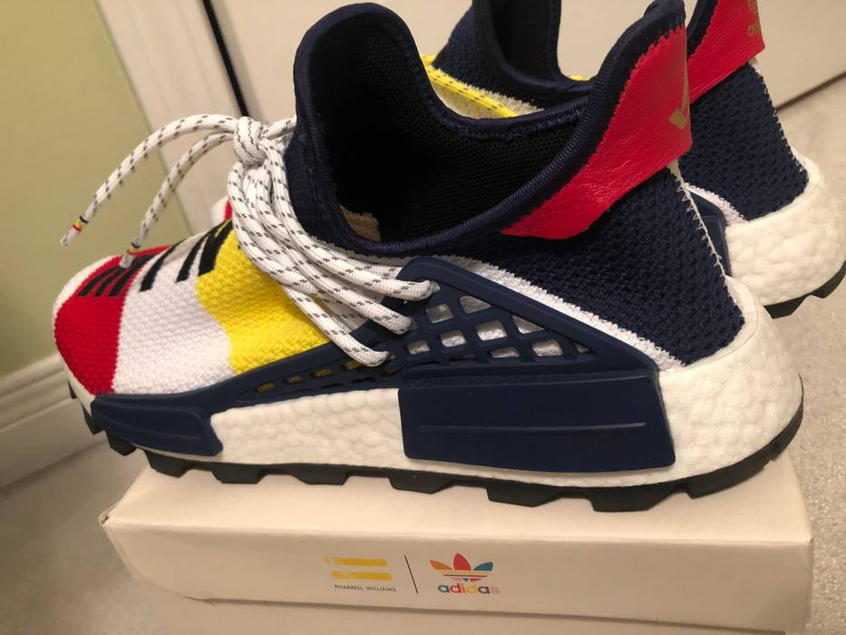 f04920122 Adidas BBC HUMAN RACE NMD Size 10.5 - Low-Top Sneakers for Sale ...